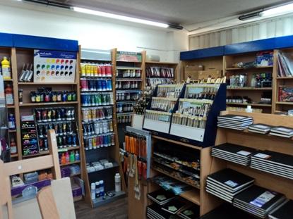 Kyknos Books, Art & Office Supplies