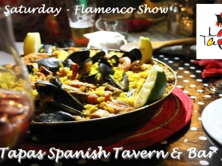 Las Tapas Tavern & Bar (CLOSED)
