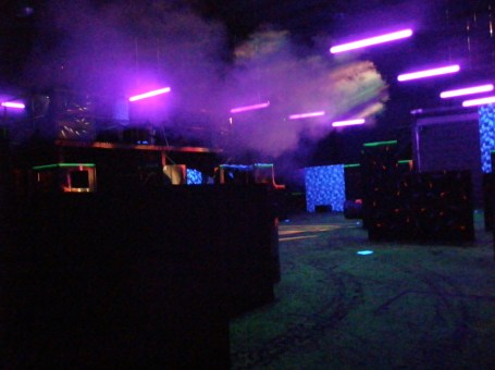 Laser Action Battle