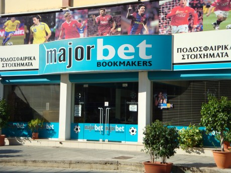 Major Bet Bookmakers