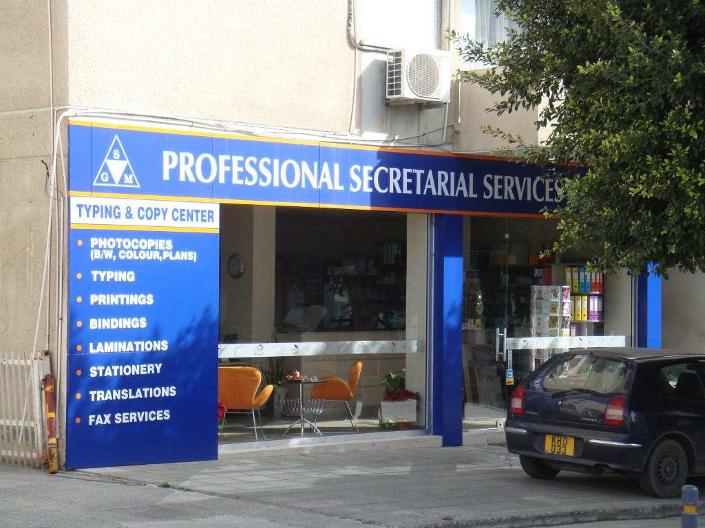 Professional Secretarial Services Ltd - Cyprus com
