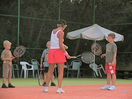 Sacha Appleton – Paphos Tennis Coach