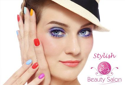 Stylish Beauty Salon