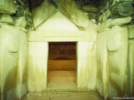 Tamasos Royal Tombs