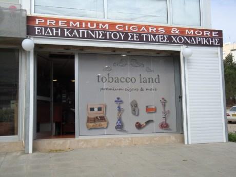 Tobacco Land