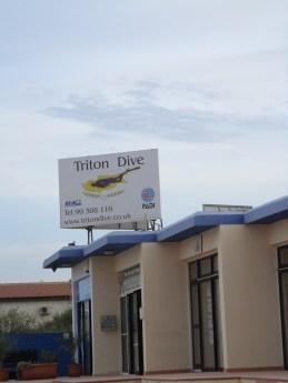 Triton Dive