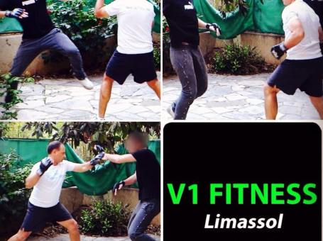 V1 Fitness Limassol