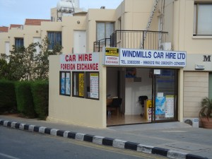 Windmills Car Hire Ltd