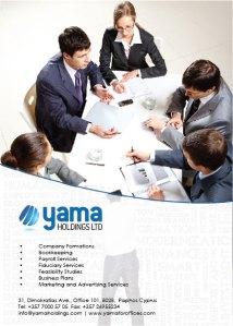 Yama Holdings Ltd