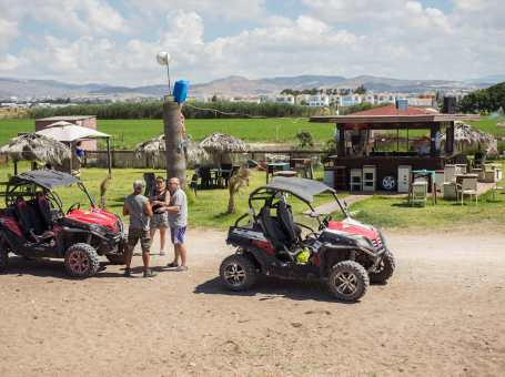 TT Motorcycle Rentals & ATV Safari Tours