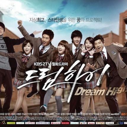 Popular K-drama, 'Dream High' (2011)