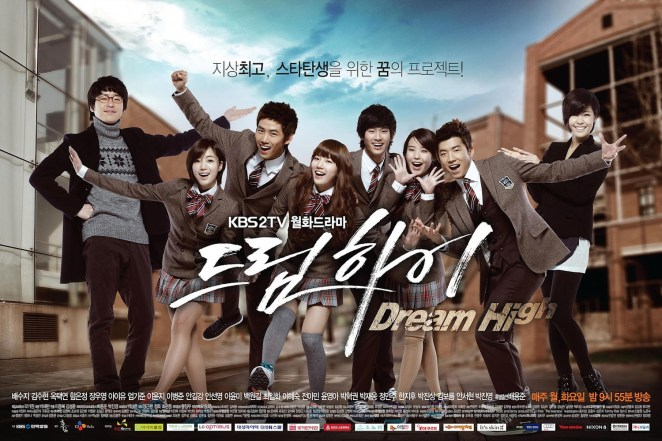 Popular K-drama, 'Dream High' (2011)