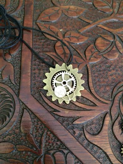 Antiquarian World creation custom jewellery gear creations custom