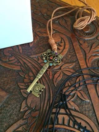 Antiquarian World creation custom jewellery key cyprus
