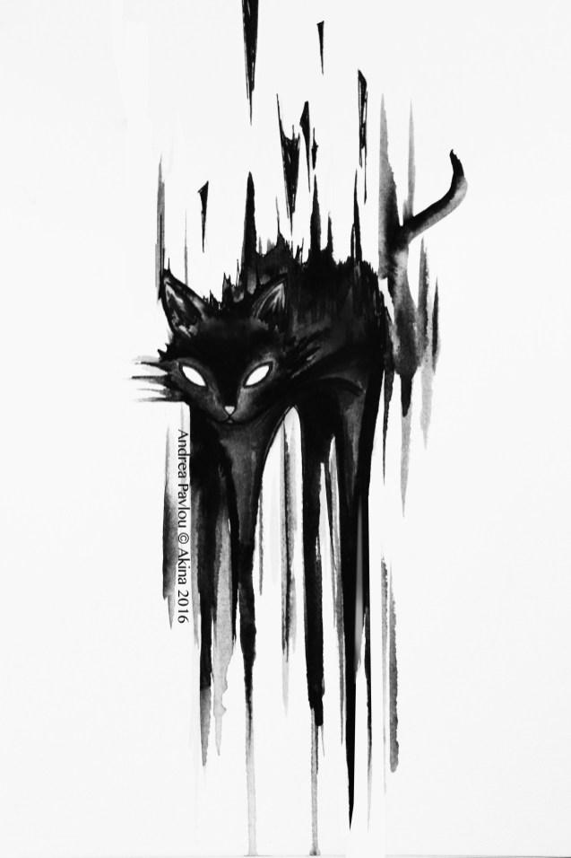 black cat ink copy