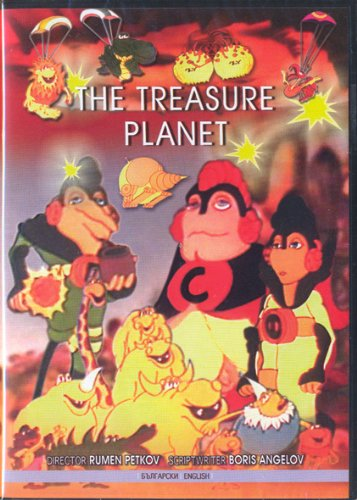 The Treasure Planet