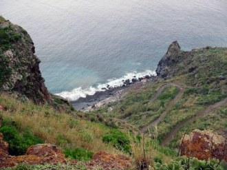 Garajau beach, Madeira