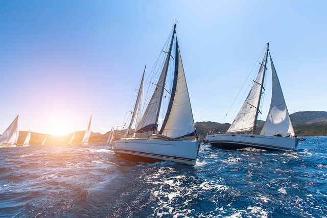 In Cyprus regatta