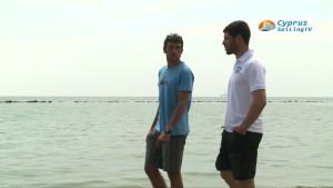 Κοντίδης και Καριόλου έμαθαν τα νερά του Ρίο