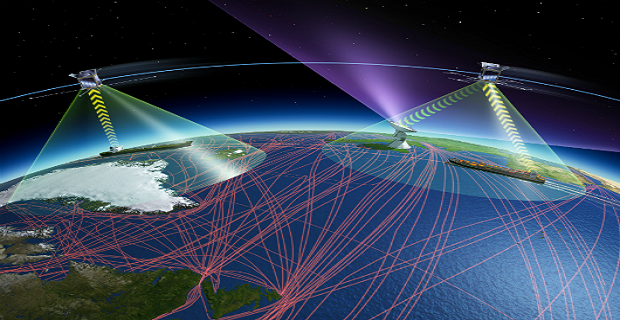 Οι δορυφόροι απάντηση στα κενά του AIS