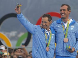 Επιστρέφουν οι Έλληνες χάλκινοι Ολυμπιονίκες της ιστιοπλοΐας