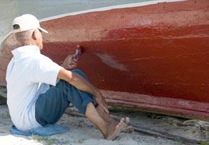 Βάψιμο του σκάφους