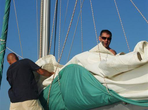 ΤΑ ΠΑΝΙΑ - Πανιά κρουαζιέρας ανοικτής θαλάσσης
