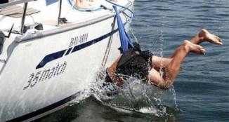 Ξέρω κολύμπι δεν χρειάζομαι σωσίβιο