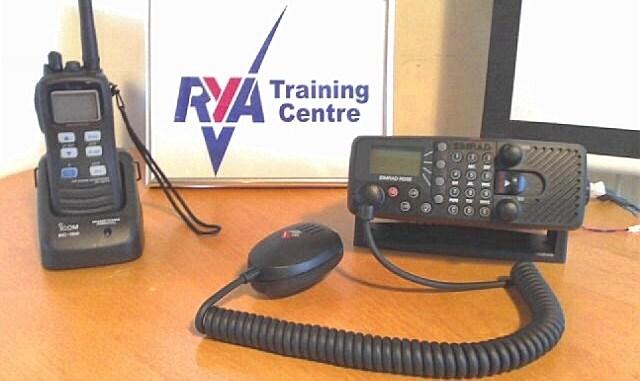 RYA VHF Course 21/04/2018
