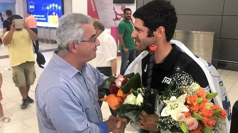 Στην Κύπρο ο Παγκόσμιος Πρωταθλητής των Laser