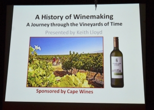 A History Of Wine