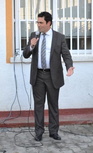 Çatalköy Mayor, Mehmet Hulusioĝlu