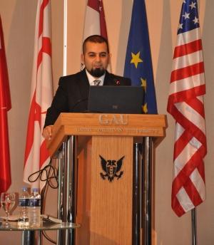 Presentation at GAU
