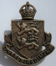 10. Cyprus regiment badge