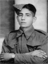 5. Corporal Seyit Mehmet Ramadan Cyprus Regiment 1939-1950