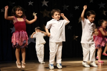 Dancing is great fun