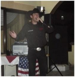 Devon performs