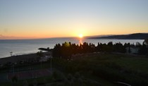 Sunrise in Trabzon