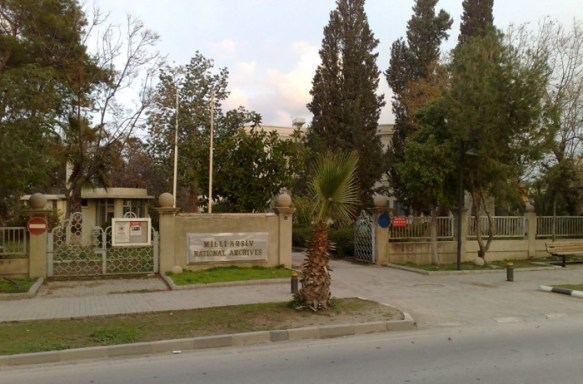 National Archives and Research Centre, Kyrenia