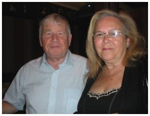 Ray Smith and Linda Greenslade