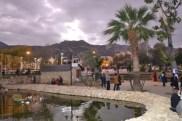 Christmas comes to Baris Park 2011