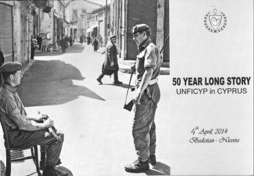 50 Year Long Story of UNFICYP in Cyprus