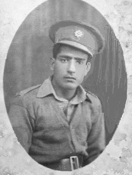 Corporal Hussein M. Ramadan