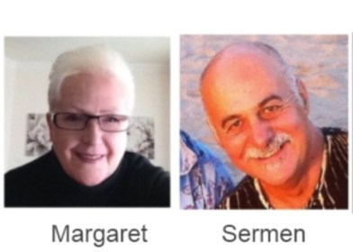 Margaret and Sermen