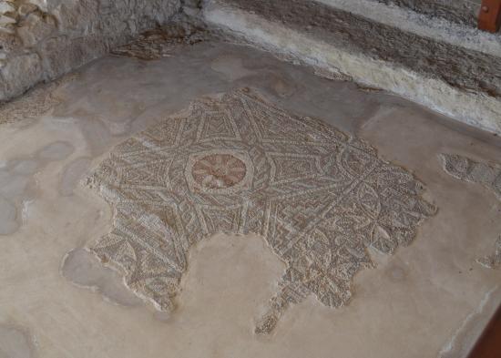 The House of Eustolius - More delicate flooring