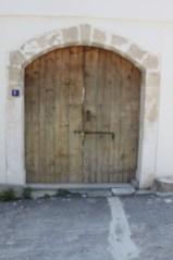 A wonderful Cypriot door