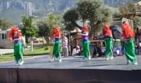 Necat British College dancing