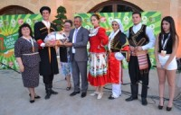 Exchange of gifts - Russia