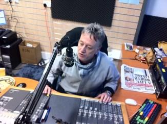 Mark on air