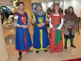 Some of the theatre players